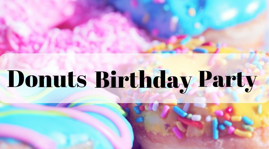 Donuts-party-theme