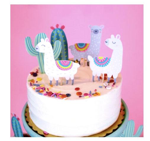 cactus cake picture
