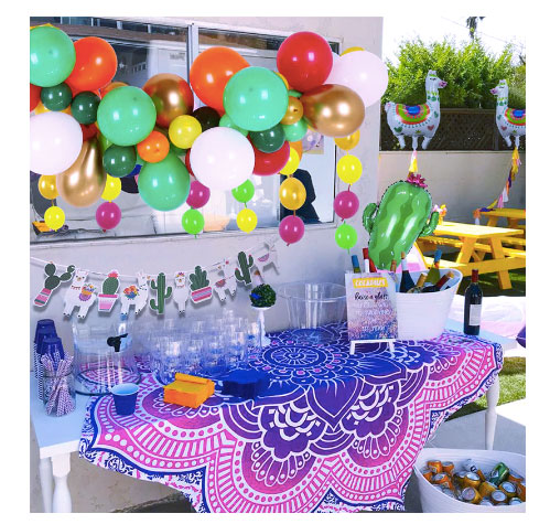 table-decoration-cactus-birthday-party-theme-for-girls