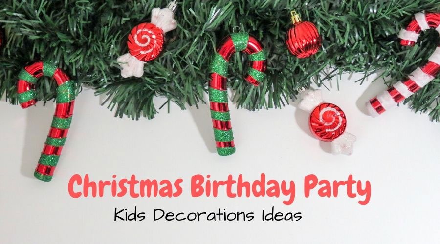 DIY-Christmas-birthday-theme-for-kids-